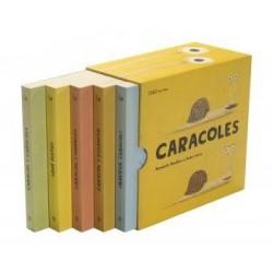 Caracoles - caja 5 cuentos-
