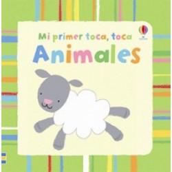 Animales - mi primer toca toca