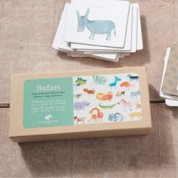 Memory - Safari Ilustrado