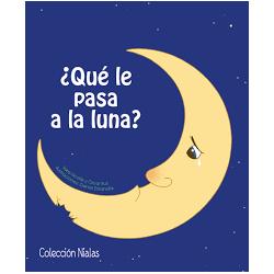 SNACK -minilibro- ¿Qué le pasa a la luna?