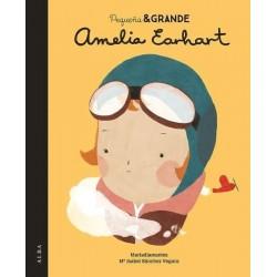 Pequeña y Grande - Amelia Earhart