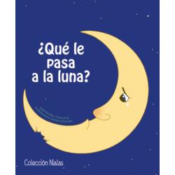 Cuento personalizado: ¿Qué le pasa a la luna?