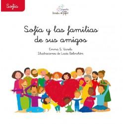 Sofía y las familias de sus amigos