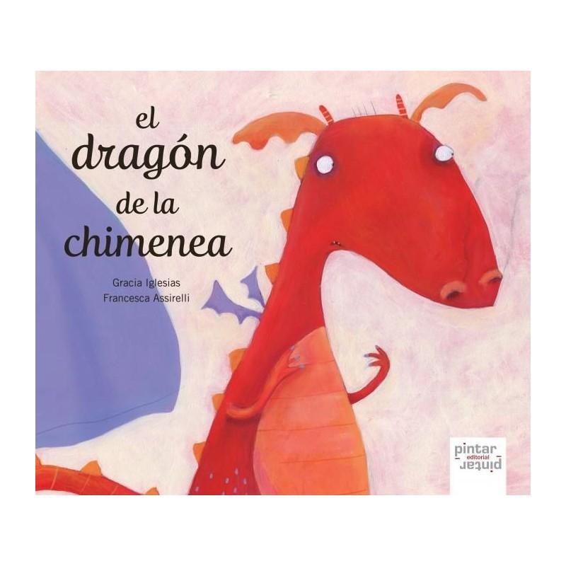 El dragón de la chimenea CON DEDICATORIA