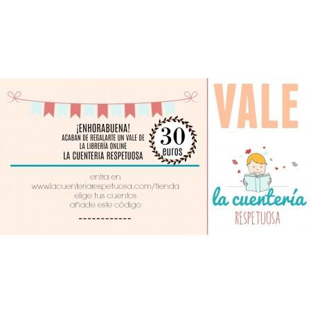 VALE LA CUENTERÍA 30 euros