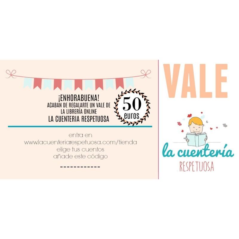 VALE LA CUENTERÍA 50 euros