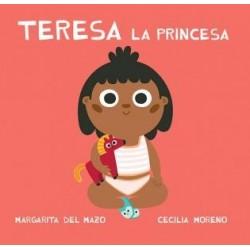 Teresa la princesa CON DEDICATORIA