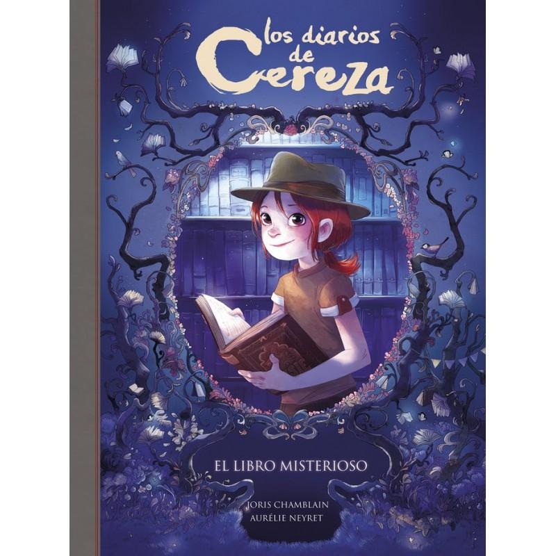 Los diarios de cereza - El libro misterioso