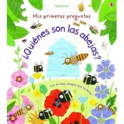 ¿Quienes son las abejas? Mis primeras preguntas