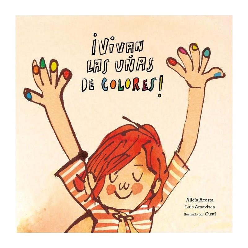 """¡Vivan las uñas de colores"""""""