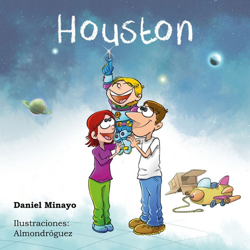 Houston - minilibro Pispás