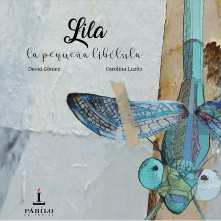 Lila la pequeña libélula