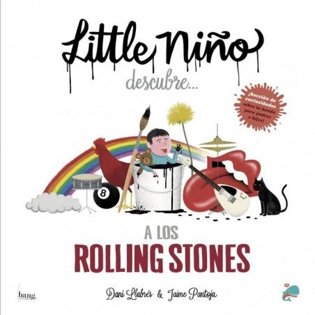 Little niño descubre... a los Rolling Stones