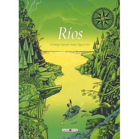 Ríos, un largo viaje por mares, lagos y ríos