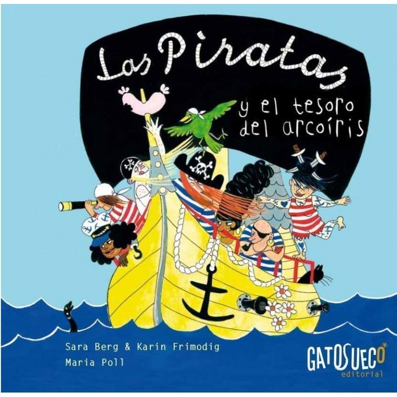 Las piratas y el tesoro del arco iris.