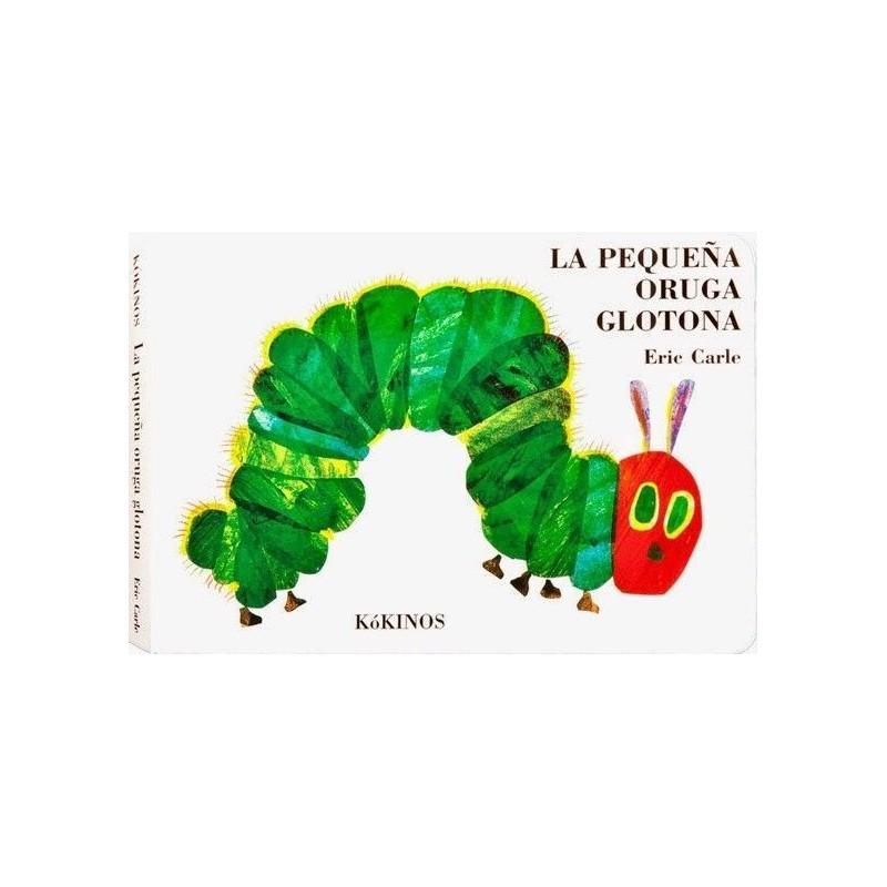 La pequeña oruga glotona (Grande)