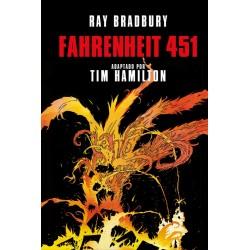 Fahrenheit 451 - novela gráfica