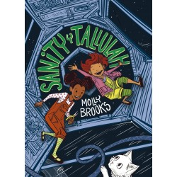 Sanity y Tallulah - novela gráfica