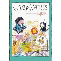 Garabatos - cuaderno para dibujar