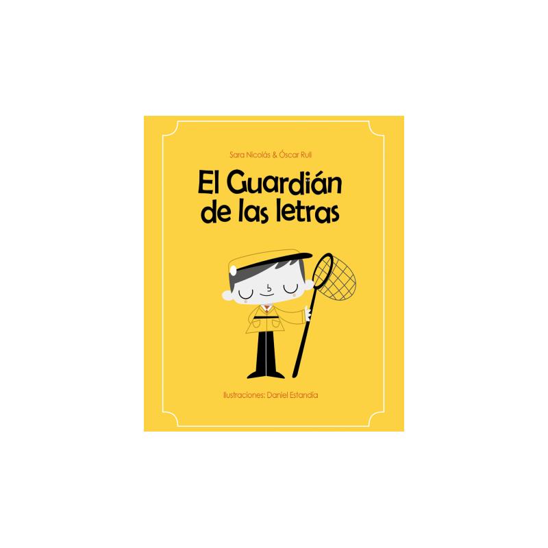 SNACK El guardián de las letras