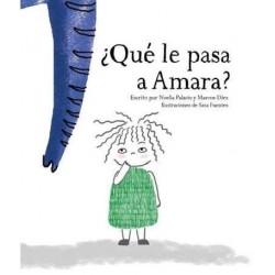 ¿Qué le pasa a Amara?