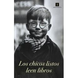 Cartel - Los chicos listos leen libros