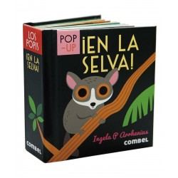 En la selva pop-up