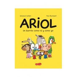 Ariol 1 un burrito como tú y como yo