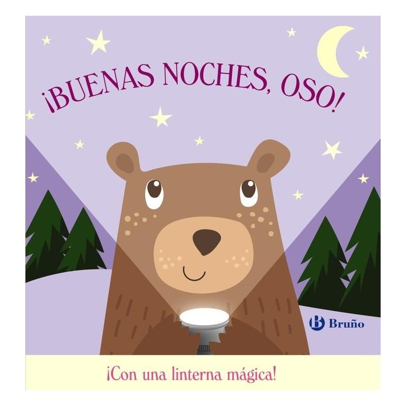 ¡Buenas noches, oso!