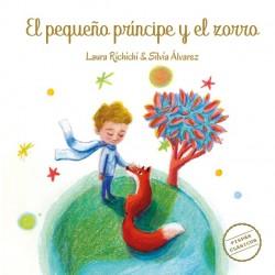 El pequeño príncipe y el zorro - minilibro Pispás