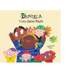 Daniela y las chicas piratas CON DEDICATORIA