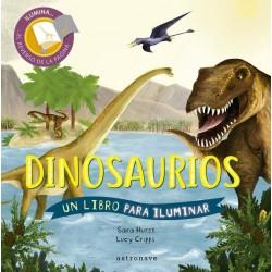 Dinosaurios - un libro para iluminar