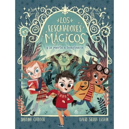 Los rescatadores mágicos 1 La puerta a Imaginaria