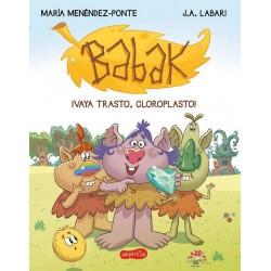 Babak - vaya trasto cloroplasto - vol 1
