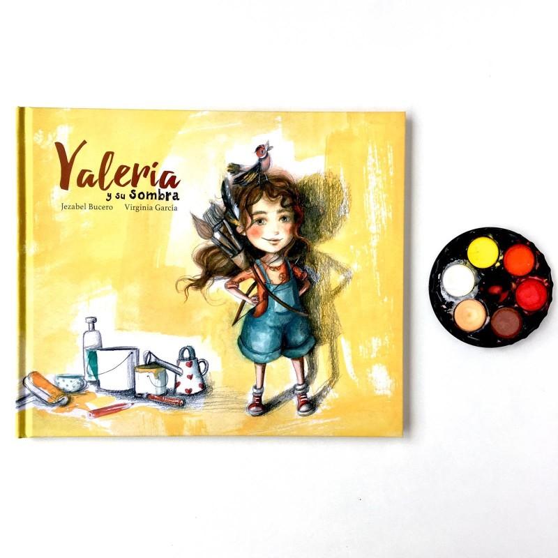 Valeria y su sombra