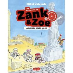 Zank y Zoe - la carrera de los dioses