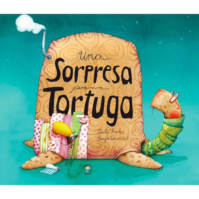 Una sorpresa para Tortuga