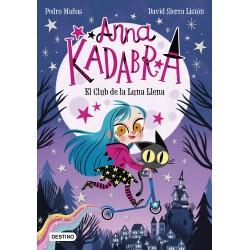 Anna Kadabra - El club de la luna llena