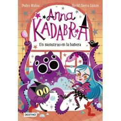 Anna Kadabra - Un monstruo en la bañera