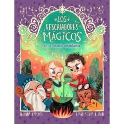 Los rescatadores mágicos en la escuela encantada