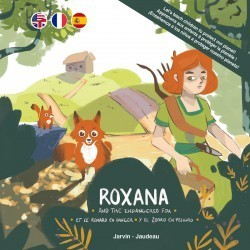 Roxana y el zorro en peligro