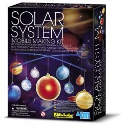 Solar System mobile kit