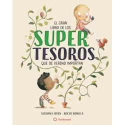 El gran libro de los supertesoros