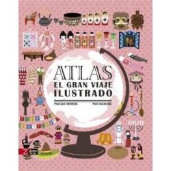 Atlas - el gran viaje ilustrado