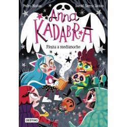 Anna Kadabra 4 - Fiesta a Medianoche