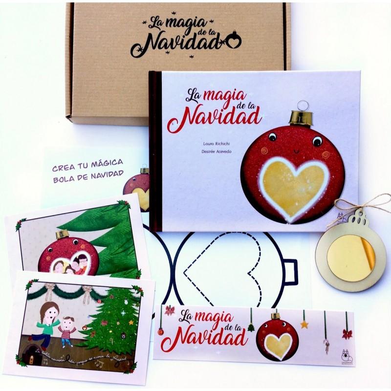 Pack La Magia de la Navidad CON DEDICATORIA