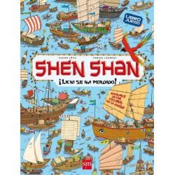 Shen Shan Lichi se ha perdido laberinto y busca y encuentra