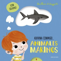 Adivina conmigo - animales marinos