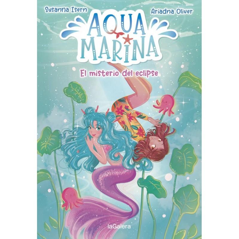Aquamarina - El misterio del eclípse