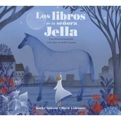 Los libros e la señora Jella